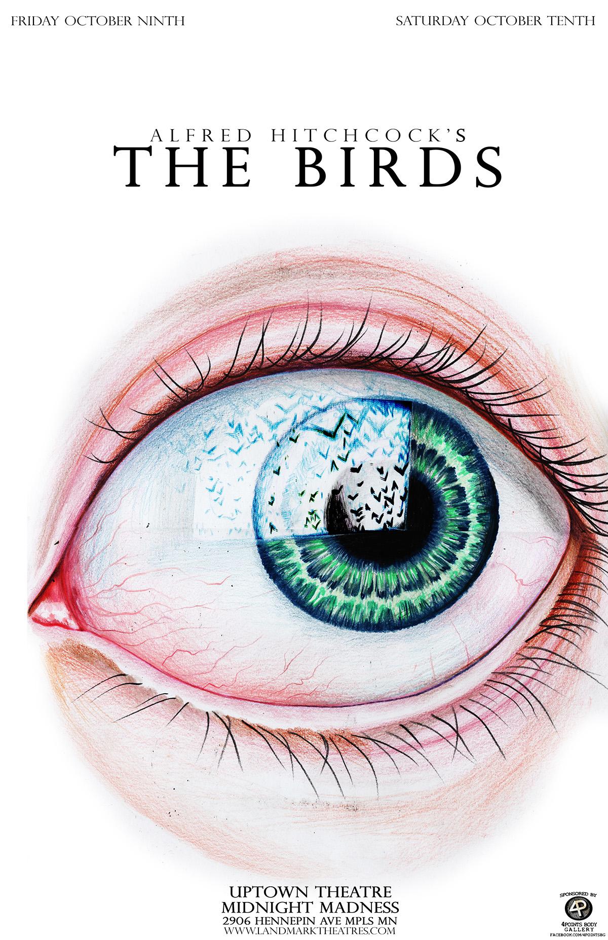The Birds, Uptown Theatre